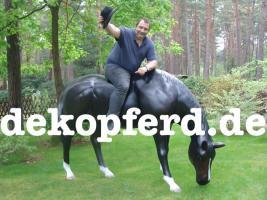 Du wüst Dir von deinen Gatten zum geb. ein Deko Pferd … ok. und welches Deko Pferd - Modell ...
