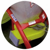 Foto 5 Düngerstreuer NEU Abdeckplane manuell oder hydraulisch