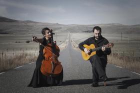 Duo ZARUK (Spanien) - Musikalische Welten