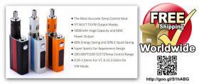 E-CIG Joyetech eVic VT 60W Variable Wattage Temperature Control