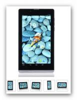 E-Ceros Motion S CT7009 7.0'' Tablet 1024x600 Quad-Core Euro 118
