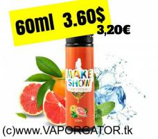 E-Juice Liquid HONEY POMELO 60ml 3.20€ E-Cigarettes