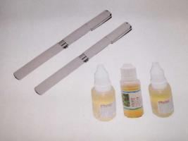Foto 3 E-Zigarette eGo - W  mit 20ml Liquid - Neuware - Sonderaktion