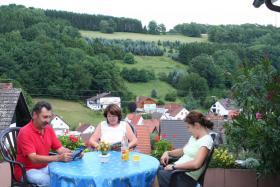 Foto 6 EINE URLAUBSINSEL IM SPESSART -  RÄUBERLAND Frammersbach bei Lo