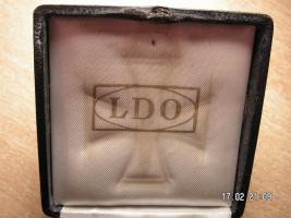 Foto 3 EK1 mit Schachtel LDO Super zustand