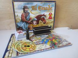 EL GRANDE - Spiel des Jahres 1996 - Hans im Glück Verlag