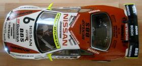 Foto 11 ELEKTRO RACING CAR 1/10er RTR  4WD 2,4Ghz Fernst. Lipo Akku, Lipo Lader /sehr schnelles Modell
