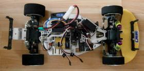 Foto 12 ELEKTRO RACING CAR 1/10er RTR  4WD 2,4Ghz Fernst. Lipo Akku, Lipo Lader /sehr schnelles Modell