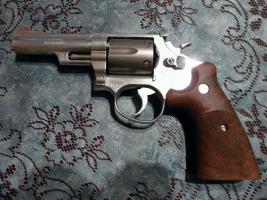 ERMA-Revolver ''EGR 77'' mit 4''- Lauf