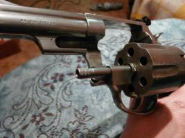 Foto 4 ERMA-Revolver ''EGR 77'' mit 4''- Lauf