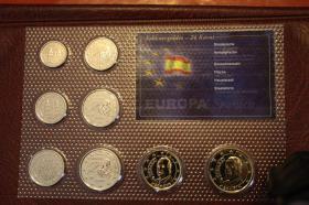 Foto 6 EU - Kursmünzensätze 2002 bis 2011 ab 8 EUR