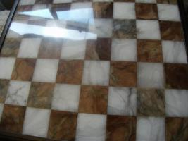Foto 3 Echt Italienisches Alabaster Schachspiel