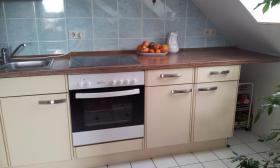 Eckküche - wie neu, zum halben Preis
