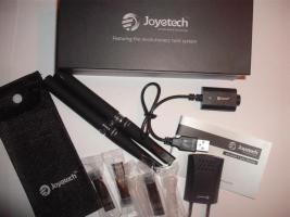 Ego-t  original Joyetech mit 1000 mAh power Akku , 5 Klick On / Off Funktion
