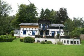 Ehemaliges Jagdhaus zur Pferdehaltung im Hunsrück