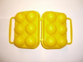 Foto 2 Eieraufbewahrung für 6 Eier, Kunststoff