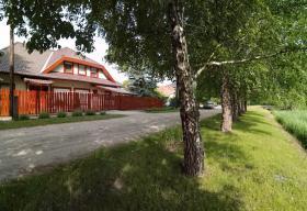 Ein Familienhaus für mehrere Generationen ist bei Budapest zu verkaufen.