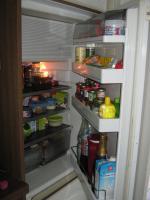 """Foto 3 Einbau- Kühlschrank/ Einbau- Gefrierschrank Kombi """"Miele"""" K 315 vollintegrierbar"""