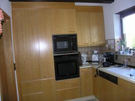 Foto 2 Einbauküche,  Esche natur