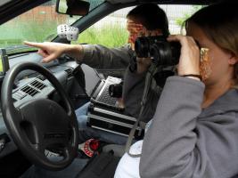 Einbruch bei VIP Genscher Villa - Panzerfenster aufgehebelt , Sicherheitsexperten Beratung Einbruchschutz Konzepte