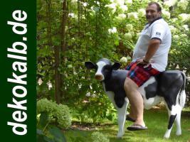 Foto 6 Eine Deko Kuh als Hochzeitsgeschenk…. ja warum nicht ...