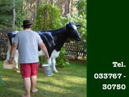 Foto 10 Eine Deko Kuh als Hochzeitsgeschenk…. ja warum nicht ...