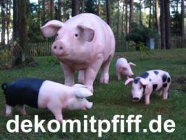 Foto 8 Eine Deko Kuh oder doch eine andere Deko Figur als Blickfang ….