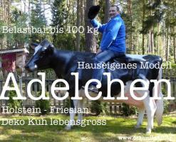 Foto 3 Eine Offerte für Deko Pferd lebensgross möchten Sie gern erhalten und noch eine Offerte für Holstein - Friesian Deko Kuh ...