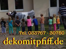 Foto 6 Eine Offerte für Deko Pferd lebensgross möchten Sie gern erhalten und noch eine Offerte für Holstein - Friesian Deko Kuh ...