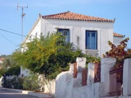 Einfamilienhaus- und Restaurant auf Spetses/Griechenland