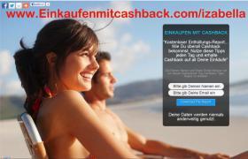"""Einkaufen mit Cashback """"Kostenloser Enthüllungs-Report..........."""