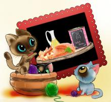 Foto 3 Einladung Ihrer Katze zum KOSTENLOSEN Test-, Festessen