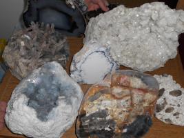 Foto 12 Einmalige Gelegenheit! Fossilien, Edelsteine, Edelsteinschmuck-Sammlung aus Geschäftsaufgabe