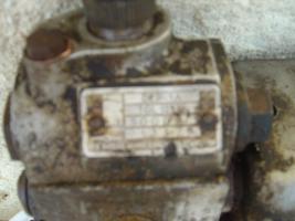 Foto 2 Einspritzpumpe