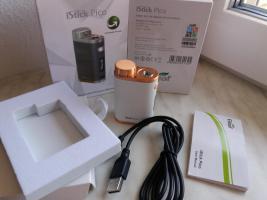Eleaf iStick Pico Akkuträger 75 Watt NEU