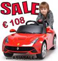 Electric Toy Car FERRARI F12 nur € 108