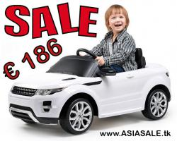 Electric Toy Car RANGE ROVER Evoque nur € 186