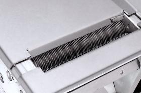 Foto 3 Elektrische Tabakschneidemaschine TREZO 100 0.8 HV mit transformator