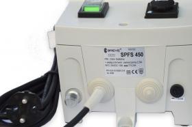 Foto 5 Elektrische Tabakschneidemaschine TREZO 100 0.8 HV mit transformator