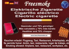 Elektrische Zigarette - Gesund Rauchen