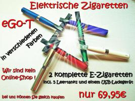 eGo-T 7versch. Farben
