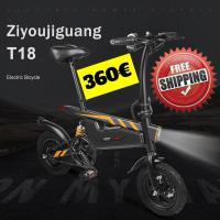 Elektro Fahrrad Ziyoujiguang T18 nur 360€ frei Haus reduziert