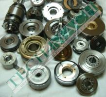 Elektrokupplung STROMAG: EKE, ESD, EMD, EFL