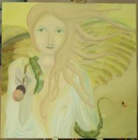 Elenin, Ölmalerei, Original