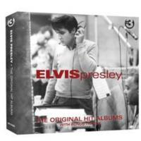 Elvis Presley - The Original Hit Albums (3 CD´s) Soft - BOX