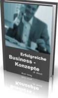 Erfolgreiche Businesskonzepte