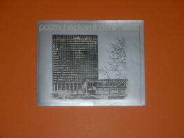 Erinnerungsblatt Einweihung PSA Bln W