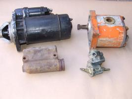 Ersatzteile für TIH544 Anlasser, Dieselpumpe, Hauptbremszylinder und Hydraulikpumpe