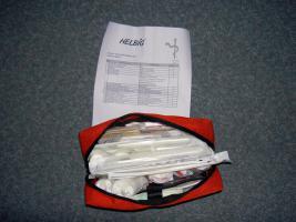 Foto 3 Erste Hilfe Tasche der JUH - bis 06/2014 verwendbar