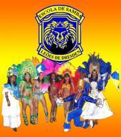 Escola de Samba Leões de Dresden- Brasilianisch Karnevalsverein in Dresden!